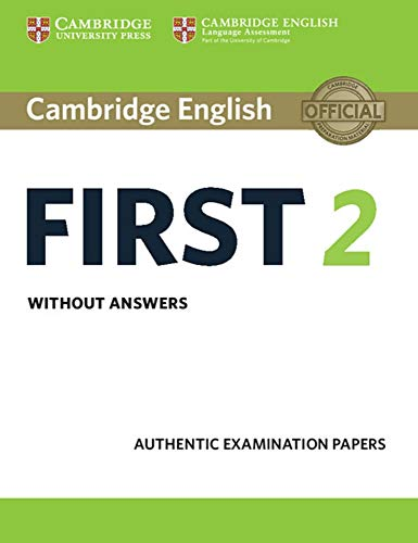 9783125353992: Cambridge English First 2. Student's Book without answers