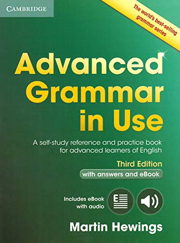 9783125354050: Advanced Grammar in Use. Third edition. Book with answers and Interactive ebook