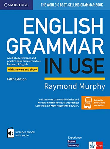 9783125354234: English Grammar in Use. Book with answers and interactive ebook. Fifth Edition: Klett Fifth Edition. Book with answers and interactive ebook and Klett Augmented