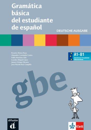 9783125355071: Gramática básica del estudiante de español. Deutsche Ausgabe
