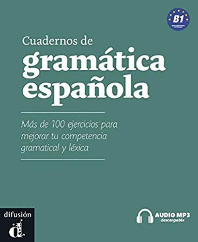 9783125355118: Cuadernos de gramática española B1: Con más de 100 ejercicios. Buch mit Audio-CD
