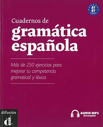9783125355217: Cuadernos de gramática española A1-B1