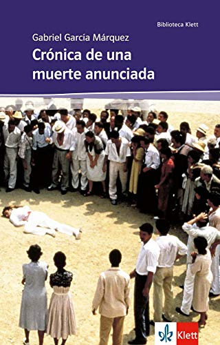 9783125356146: Crónica de una muerte anunciada
