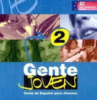 9783125357532: Gente Joven 2. CD : Curso de Espanol para Jovenes