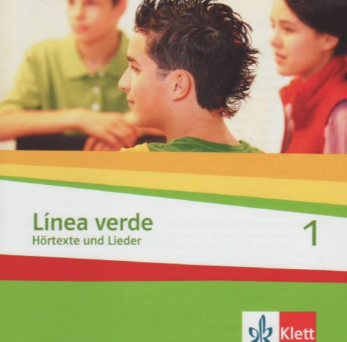 9783125358348: Línea verde Bd 1. Lehrer-CD
