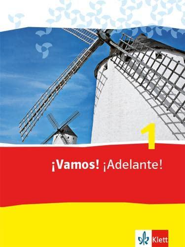 9783125360204: ¡Vamos! ¡Adelante! 1. Schülerbuch: Spanisch als 2. Fremdsprache