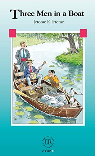 9783125363717: Three Men in a Boat: (To say nothing of the Dog)