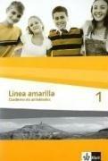 9783125366312: Linea amarilla 1. Cuaderno de actividades