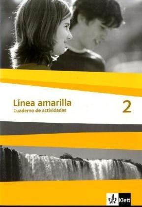 9783125367319: Linea amarilla 2. Cuaderno de actividades