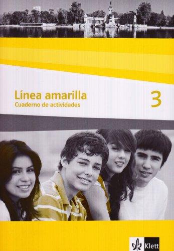 9783125368316: Linea amarilla 3. Cuaderno de actividades