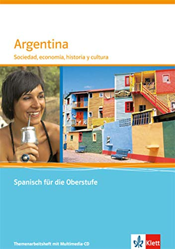 9783125369474: Argentina. Themenarbeitsheft mit CD-ROM