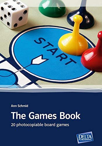 The Games Book. 20 Boards Games for General and Business English. (Lernmaterialien) (3125379318) by Schmid, Ann