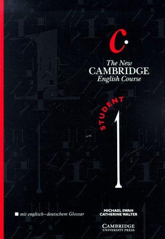 The new Cambridge English course. Level 1,: Swan, Michael