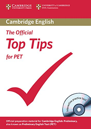 9783125390270: The Official Top Tips for PET
