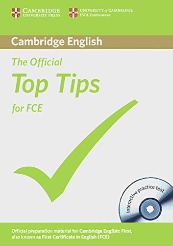 9783125390294: The Official Top Tips for FCE