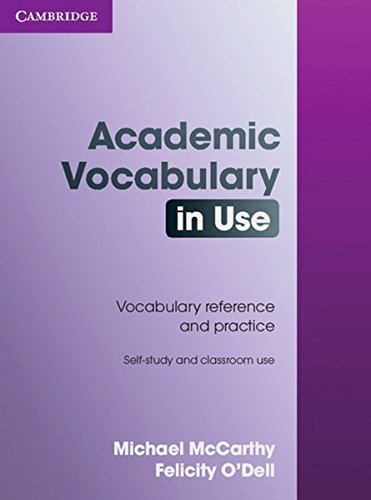 9783125391772: Academic Vocabulary in Use With Answers