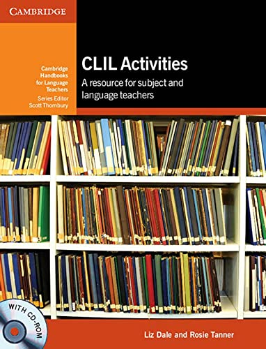 CLIL Activities: Paperback with CD-ROM (Paperback): Liz Dale, Rosie
