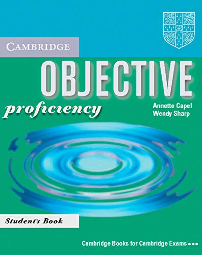9783125392687: Objective Proficiency. Students Book