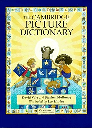 9783125393264: The Cambridge Picture Dictionary, 2 Bde.:Dictionary; Project Book