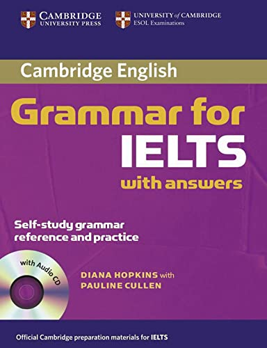 9783125393974: Cambridge Grammar for IELTS. Students Book with Audio-CD