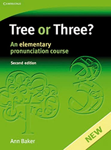 9783125394674: Tree or Three? 2nd Edition - Beginner to lower intermediate: Student's Book. An elementary pronunciation course