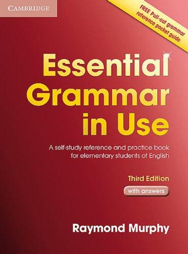 9783125395367: Essential Grammar in Use. English Edition with answers: A self-study reference and practice book for elementary students of English