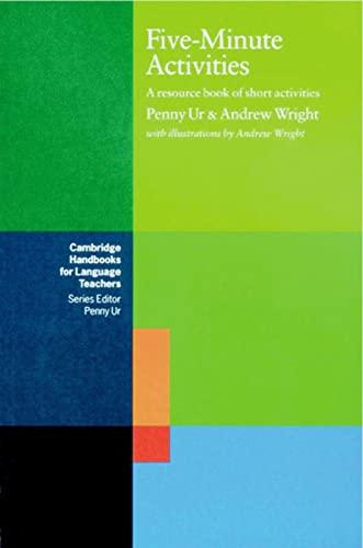 9783125395503: Five- Minute Activities A resource book of short activities (Lernmaterialien)
