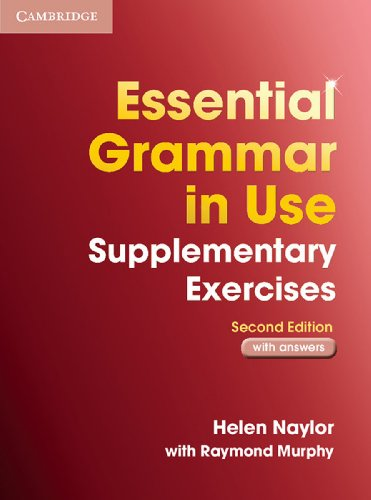 9783125395534: Essential Grammar in Use. Supplementary Exercises. With answers: A self-study reference and practice book for elementary students of English