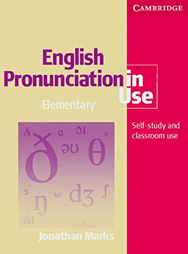 9783125395633: English Pronunciation in Use. Elementary. Book with answers