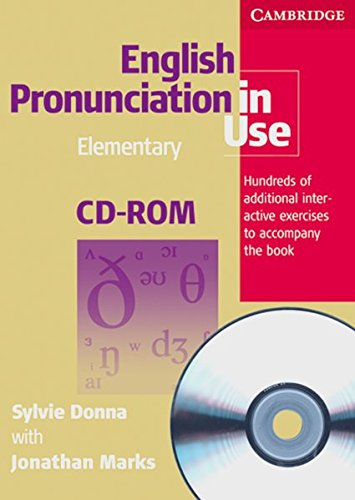 9783125395671: English Pronunciation in Use. Elementary. CD-ROM. Windows 2000 - XP [import allemand]