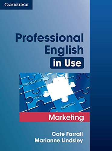 9783125395992: Professional English in Use Marketing: Edition with answers