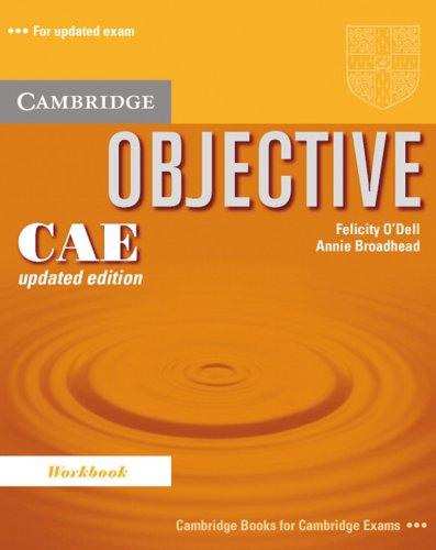 9783125396661: Objective CAE Updated Edition. Workbook