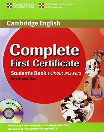 9783125396715: Complete FCE: Student's Book with CD-ROM