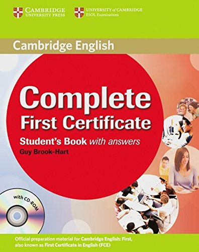 9783125396722: Complete FCE: Student's Book with answers and CD-ROM