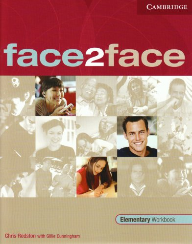 9783125397323: face2face. Elementary. Workbook