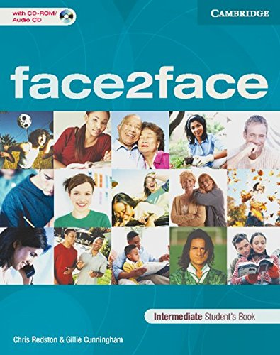 face2face Intermediate Student's Book with Audio CD/CD-ROM: Chris Redston; Gillie