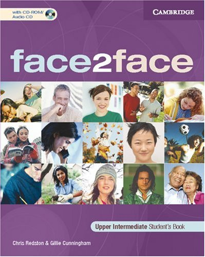 face2face Upper-intermediate Student's Book with Audio CD/CD-ROM,: Chris Redston; Gillie