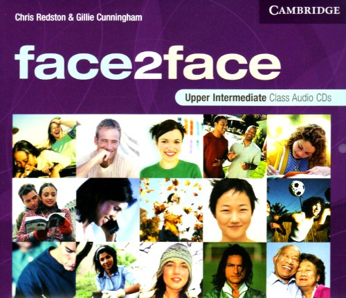 9783125397545: face2face. Upper-Intermediate. 3 Class Audio-CDs