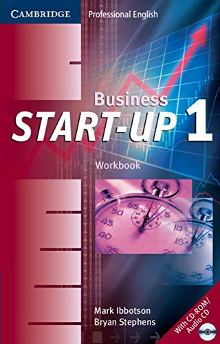 9783125397644: Business Start-Up 1 Workbook-mit CD-ROM/Audio CD