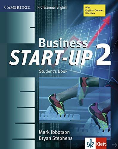 9783125397682: Business Start-Up 2 Student's Book Klett Edition