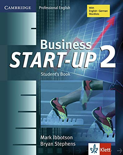 9783125397682: Business Start-Up 2 Student's Book Klett Edition