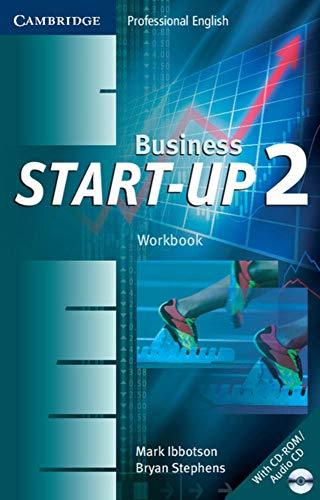 9783125397699: Business Start-Up 2 Workbook-mit CD-ROM/Audio CD