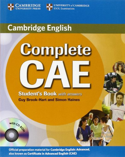 9783125397866: Complete CAE / Student's Book with answers