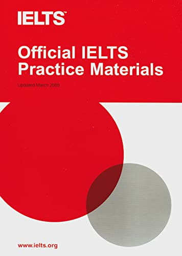 9783125398856: Official IELTS Practice Materials Volume 1. Paperback with CD