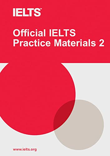 9783125398863: Official IELTS Practice Materials Volume 2. Paperback with DVD