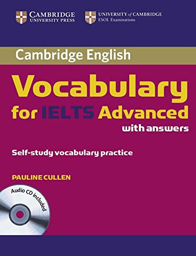 9783125399730: Cambridge Vocabulary for IELTS Advanced. Edition with answers and Audio-CD