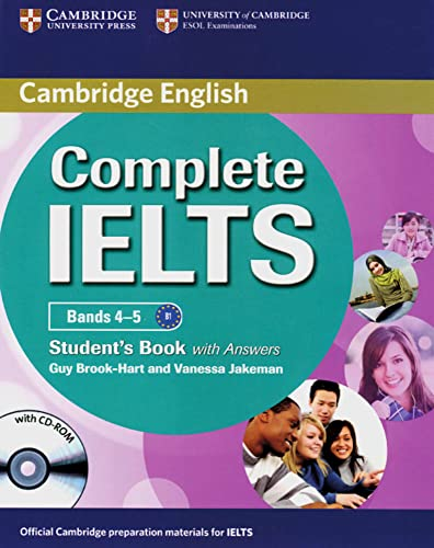 9783125399761: Complete IELTS / Foundation: Student's Book with answers with CD-ROM