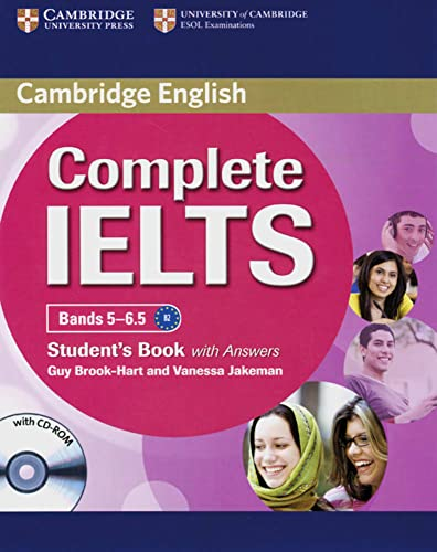 9783125399846: Complete IELTS / Intermediate. Student's Book without answers with CD-ROM