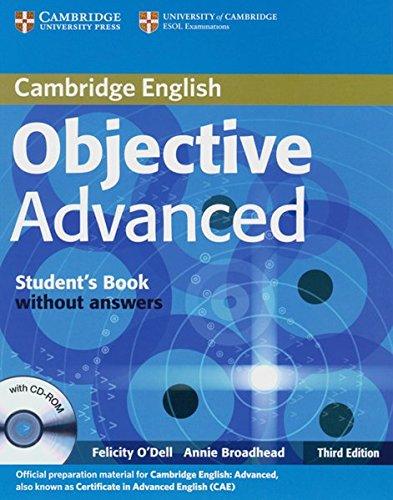 9783125399938: Objective Advanced, Cambridge English
