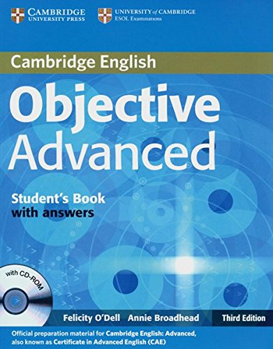9783125399945: Objective CAE - Third Edition/Student's Book with answers with CD-ROM